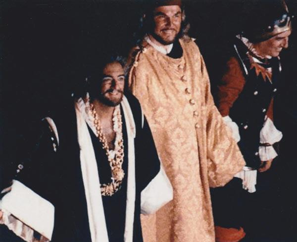 Domingo, Striuli, Nardinocchi, applausi finali per l'opera Otello all'Arena di Verona